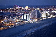 I enjoyed my one and only trip to the strange world of casinos in Atlantic City, NJ.