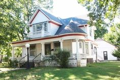 This majestic c. 1895 Victorian is your chance to own a piece of history!  A full history of the house is included in the State & National Register listing, available as a pdf HERE.  Large parlor, dining & study on main level have original woodwork including a pocket door. Beautiful staircase w/wood detail leads to 3 bdrms & bath on second level. Kitchen complete w/butler's pantry will make cooking dinner & entertaining an easy task. Downstairs you'll ...