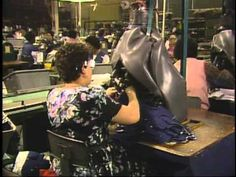 How People Make Sneakers 1991-Great video from Mister Rogers to highlight concepts of goods for an economics unit.