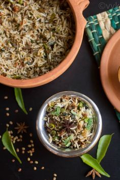 A traditional and authentic recipe prepared with cooked horse gram water, vegetables and of course with exotic biryani spices.