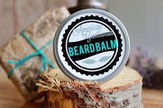 Beard Balm 2 oz.  You Choose Your Scent by AmericanGentlemanMA, $7.00