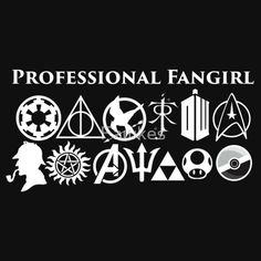 Professional Fangirl v3 by Fawkes