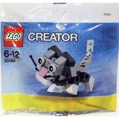 Lego Creator Schattig Katje - 30188 (Polybag)