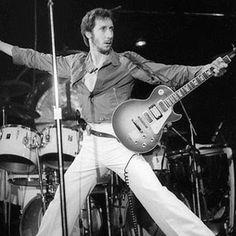 LES PAUL ~ ♥ Pete Townshend ♥ ☆ ◕‿◕ ☆