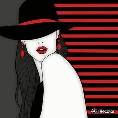 Canvas Painting Tutorials, Diy Canvas Art, Girl Face Drawing, Face Art, Drawings Pinterest, Nature Iphone Wallpaper, Hummingbird Art, Art Deco Posters, Airbrush Art