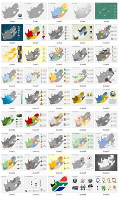 19 best powerpoint maps templates microsoft powerpoint map this south africa powerpoint map comes with vector based shapes which can be edited and scaled to any dimension south africa ppt map has slides with toneelgroepblik Choice Image