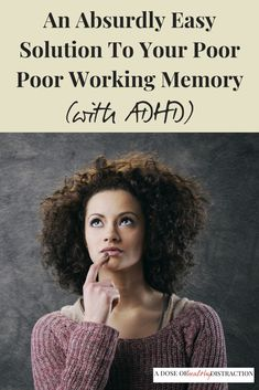 MONOtasking is an absurdly easy solution to your poor working memory. I have no idea why it took me so long to figure this out. Do I Have Adhd, Adhd Brain, Adhd Help, Adhd Strategies, Working Memory, Adult Adhd, Executive Functioning, Coping Skills, Learning Skills