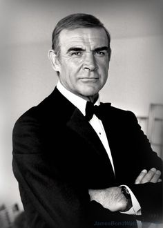 Sean Connery James Bond Watch Never Say Never Again Overall Full Young