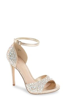 41a6c12048aa A collection of wedding shoes for the bride