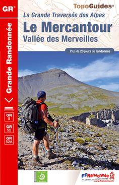 Topo guide : Le Mercantour - Vallée des Merveilles