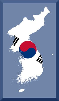 Korean Republic by fennomanic on DeviantArt Autism Parenting, Kids And Parenting, Alternate History, Children With Autism, Flag, Korean, Maps, Deviantart, Water