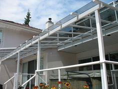 Glass Canopies | Ridge, Shed, Entryway, we design & install | Thunderbird Glass Serving North, West & Greater Vancouver