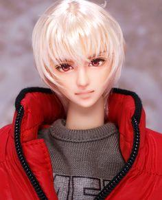 1/6 custom head Obitsu 03 Male [Cygne] STJ