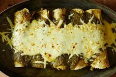 Enchiladas Suizas, a recipe on Food52