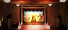 Take in a family-friendly play year-round at the Scottish Rite Children's Theatre
