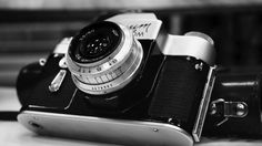 Camera Black and White Photography