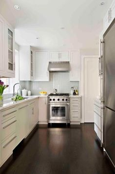 Before After Bright Airy Kitchen Remodel