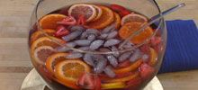 Veria.com: Recipe guide to Fruity Tooty Sangria. A resource for health & fitness recipes. See our natural cooking guide. Get information on healthy food and hundreds of recipes including low-carb reci