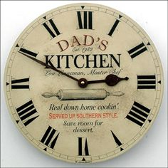 Give a Father's Day gift that reflects Dad's passion!  Does he Dad love to cook?