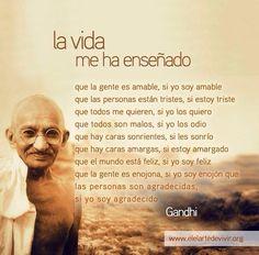 #Gandhi #Frases #Reflexiones
