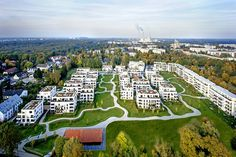 Quartier 'Alte Ziegelei' | Munich | Germany | Landscape 2016 | WAN Awards