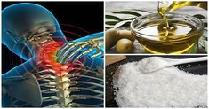 Mix Sea Salt with These 2 Oils For A Homemade Topical Painkiller Pharmaceutical medications aren't the only path to pain relief. You do not have to reach for over-the-counter pain relievers, . Natural Home Remedies, Natural Healing, Healing Herbs, Natural Detox, Medicinal Herbs, Health And Beauty, Health And Wellness, Health Care, Wellness Tips