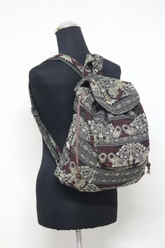 USA SHIPPING Backpack Hmong Thailand Ethnic Handmade Bag by NaLuck, $29.99 etsy find