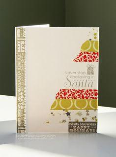 I Card Everyone : A Washi Christmas tree!