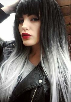 Do you have no idea how to choose the exact and suitable hair color shades for you in current year to get most amazing hair looks? If yes then we highly recommend you to see here the various ideas of hair colors, highlights and hair shades to give you modern and most cutest look. Dark grey hair colors are suitable.