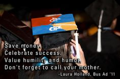 14 words of advice from alumni for the Class of 2014