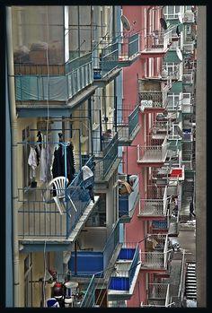Balconies of Turkey