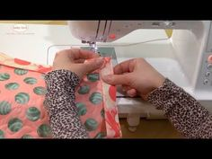 How to Sew Perfect Mitered Corners - YouTube