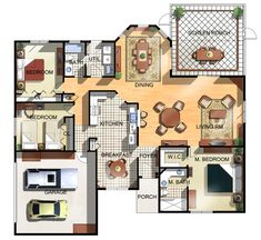 house layouts | HOUSE 4 RENT FLORDIA Flor Plane