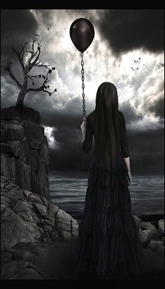 She Dreams Darkly
