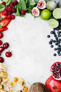 easy healthy breakfast ideas on the good day song Menue Design, Food Design, Healthy Meals For Two, Healthy Recipes, Meat Recipes, Healthy Foods, Food Wallpaper, Pitaya, Food Backgrounds