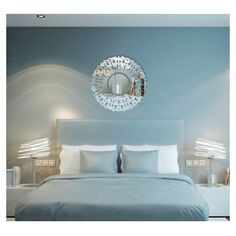Akrylové zrkadlá na stenu Bed, Furniture, Home Decor, Decoration Home, Stream Bed, Room Decor, Home Furnishings, Beds, Home Interior Design