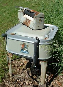 Antique Maytag Washing Machine