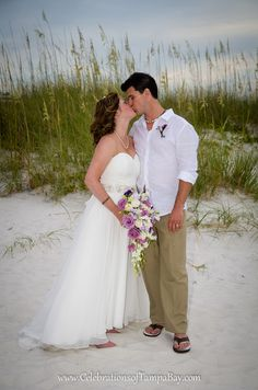 Wedding at The Sandpearl, by Clearwater Beach Photographer http://celebrationsoftampabay.com/photographers-clearwater-beach/