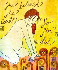 She believed she could......so she did #birth