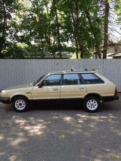 1984 Subaru Other GL