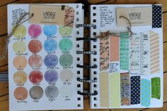 Notebook Inspiration #2 - Girlscene Forum