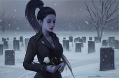 Widowmaker:I…am coming to see you… by Qichao Wang Fatale Overwatch, Overwatch Widowmaker, Overwatch Memes, Overwatch Fan Art, Overwatch Drawings, Amelie, Arte Dark Souls, Overwatch Video Game, Overwatch Wallpapers