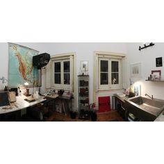 Studio snapshots - Silverbox Lisboa