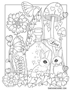 Easter coloring pages – Edwina Mc namee Unique Coloring Pages, Easter Coloring Pages, Printable Adult Coloring Pages, Disney Coloring Pages, Mandala Coloring Pages, Animal Coloring Pages, Coloring Book Pages, Kids Colouring, Coloring Sheets
