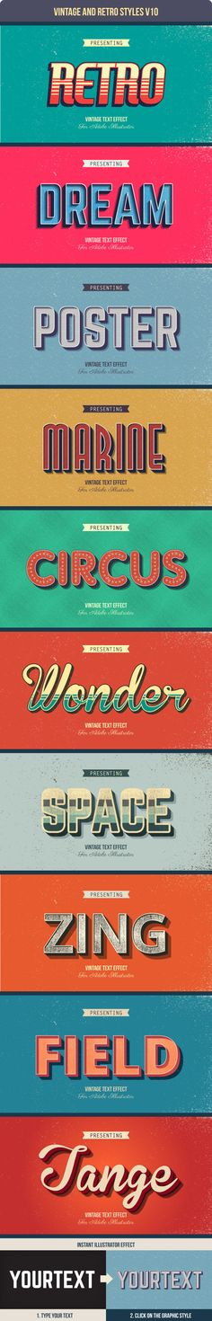 Vintage and Retro Styles V10  #wild #$5 Download : http://graphicriver.net/item/vintage-and-retro-styles-v10/12105400?s_rank=132&ref=pxcr