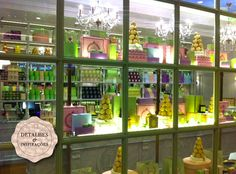 """Ladurée are pleased to announce the opening of its first store in Sao Paulo on June 26, 2012. In this shop, Ladurée will present her collection of beautiful macaroons stored in their packaging, chocolates, sweets, candies, teas, scented candles and home fragrances. """