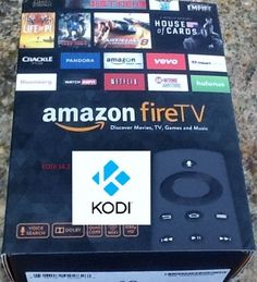 Amazon Fire Tv with KODI Helix 15.0 Xbmc   FULLY LOADED Llama Acestreams XXX  #Amazon