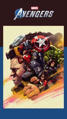 Marvel Comics Superheroes, Marvel Heroes, Marvel Avengers, Marvel Comic Universe, Marvel Cinematic Universe, Thor, Avengers Wallpaper, Disney Marvel, Comic Books Art