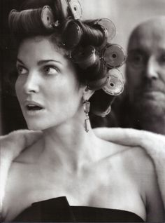 . Stephanie Seymour, Real Model, S Models, Celebrity Photos, Supermodels, My Hair, Pin Up, Beautiful Women, Long Hair Styles