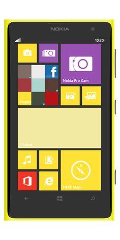 Nokia Lumia 1020 by TheGoldenBox